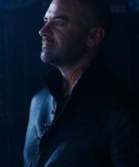 Alan Van Sprang Shadowhunters Black Leather Jacket