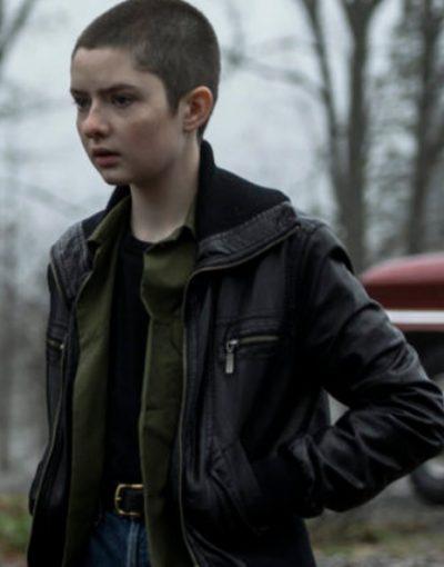 Chilling Adventures of Sabrina Susie Putnam Leather Jacket