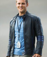 Power Rangers RPM Flynn Mcallistair Leather Jacket