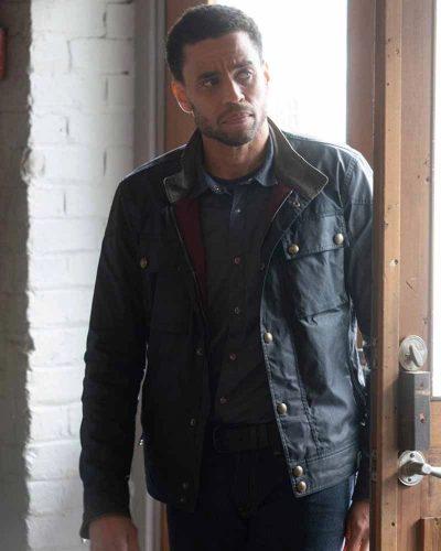 Stumptown Detective Miles Hoffman Jacket