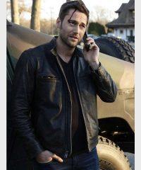 The Blacklist Tom Keen Leather Jacket