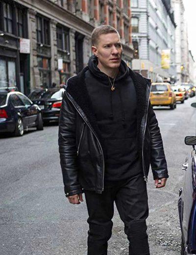Tommy Egan Power Leather Jacket