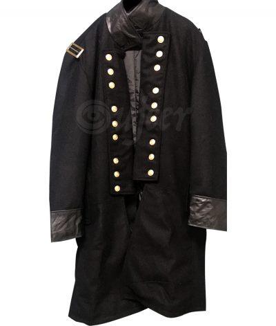 Grant Justin Salinger Open Style Coat