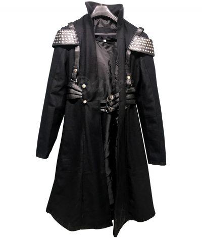 The Flash Blacksmith Coat
