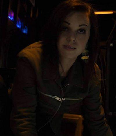 Agents of Shield Brooke Williams Jacket