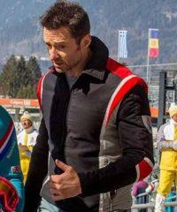 Eddie the Eagle Bronson Peary Jacket