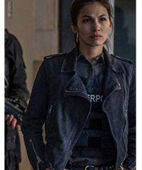 Elodie Yung the Hitman's Bodyguard Amelia Roussel Jacket