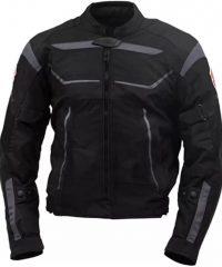 black-suzuki-motorcycle-mesh-jacket