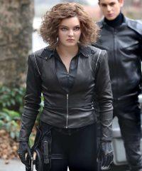 camren-bicondova-gotham-season-5-black-jacket