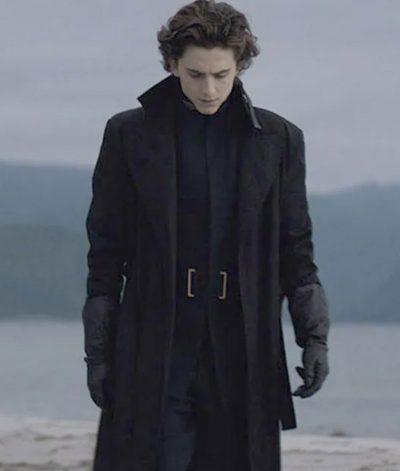 dune-timothee-chalamet-black-trench-coat