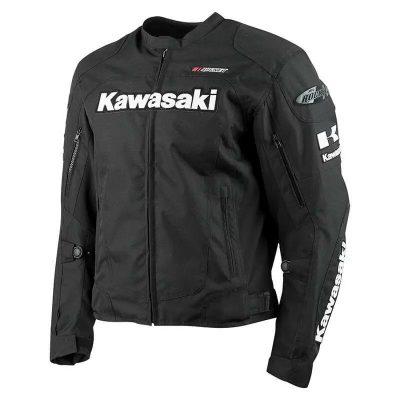 joe-rocket-kawasaki-motorcycle-black-textile-jacket