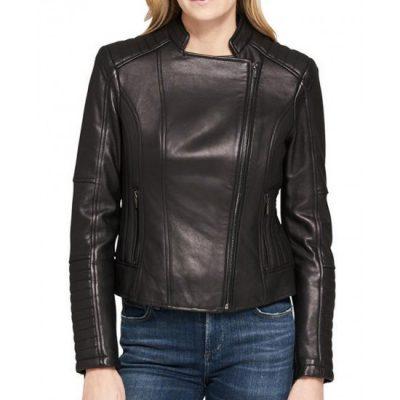 womens-motorcycle-asymmetrical-zipper-leather-jacket