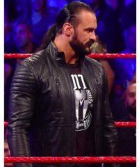 wwe-superstar-drew-mcintyre-padded-leather-jacket