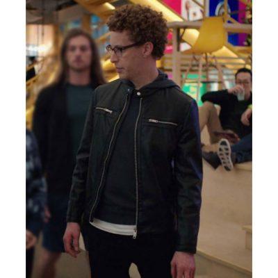 zoeys-extraordinary-playlist-danny-michael-davis-black-leather-jacket